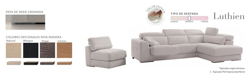 patas sofá Luthien Pedro Ortiz