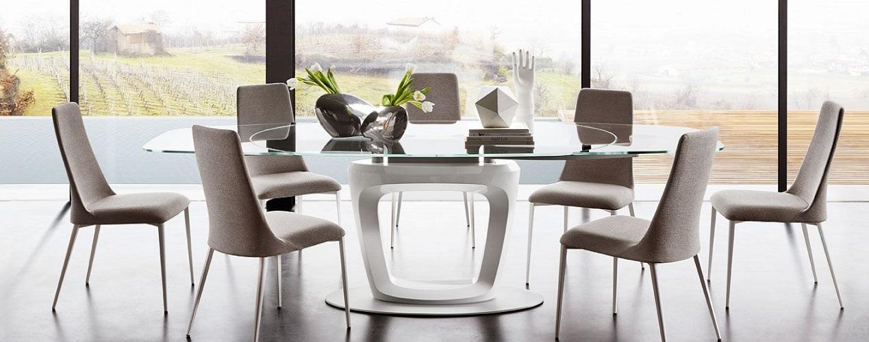mesas y sillas calligaris