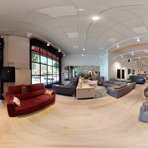 tour virtual tienda mera sofás európolis