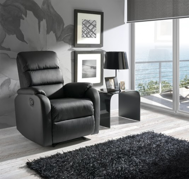 Sillones Relax Con Reclinable Manual Libra
