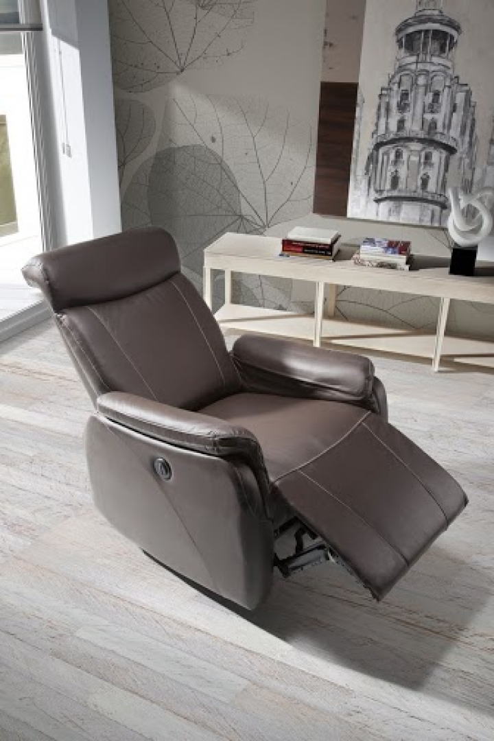 Sillones Relax Con Reclinable Electrico Edison
