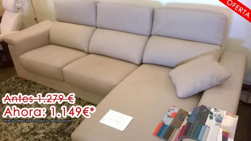 Oferta de sofa tomas de pedro ortiz en piel por for Sofas rinconeras piel ofertas