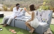 Sofá de exterior Arianne Garden