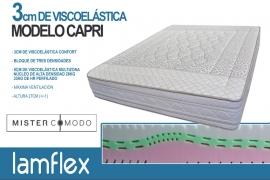 Colchón Capri de Lamflex