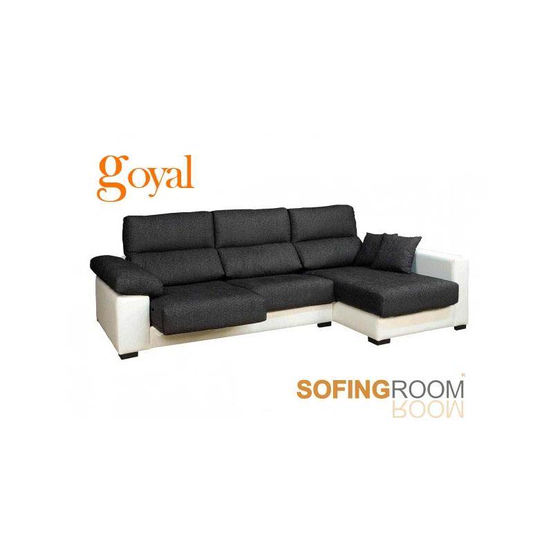 Sofa porto de sofingroom al mejor precio for Precios de sofas cherlon
