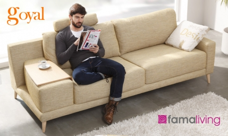 Sofa Madison Nordik Fama