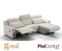Sofá de Piel modelo SARAY Piel Confort