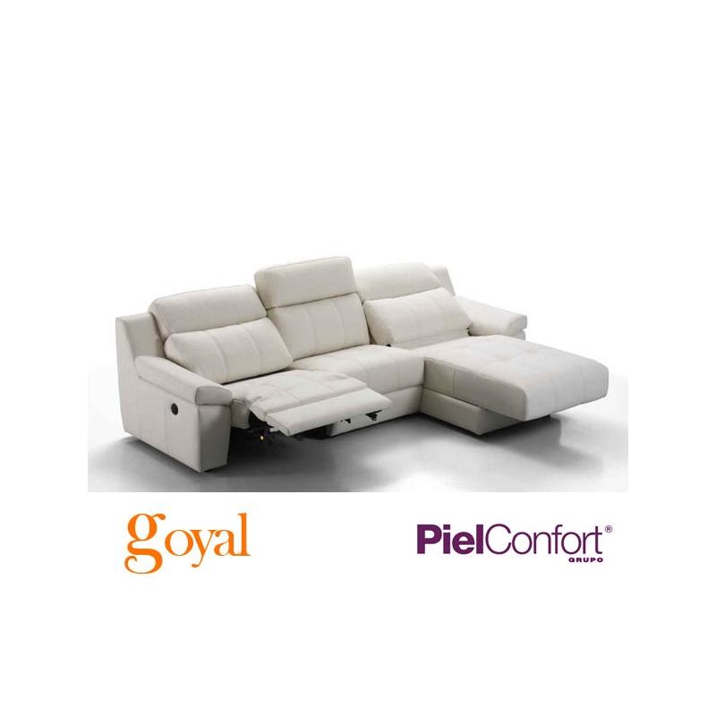Sof de piel modelo saray piel confort - Mejores sofas de piel ...