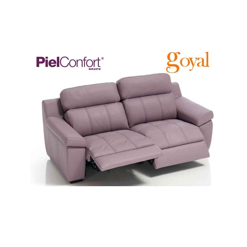 sof de piel modelo saray piel confort