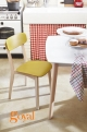 Silla CREAM Calligaris