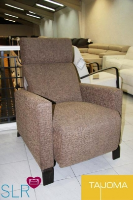 Sillón Relax Eléctrico modelo WILLY Tajoma