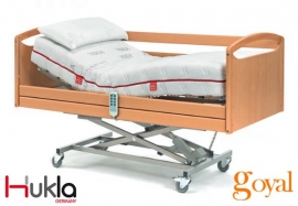 Cama Articulada Pack Medical HUKLA