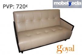 Sofá 3 Plazas modelo MAJESTIC Mobel Yecla