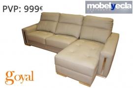 Sofá 3 Plazas modelo CAROLA Mobel Yecla