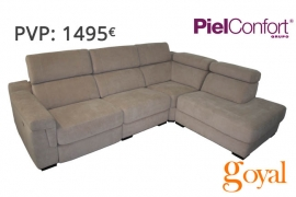 Liquidaciones sofas y sillones a los mejores precios for Sillones piel confort