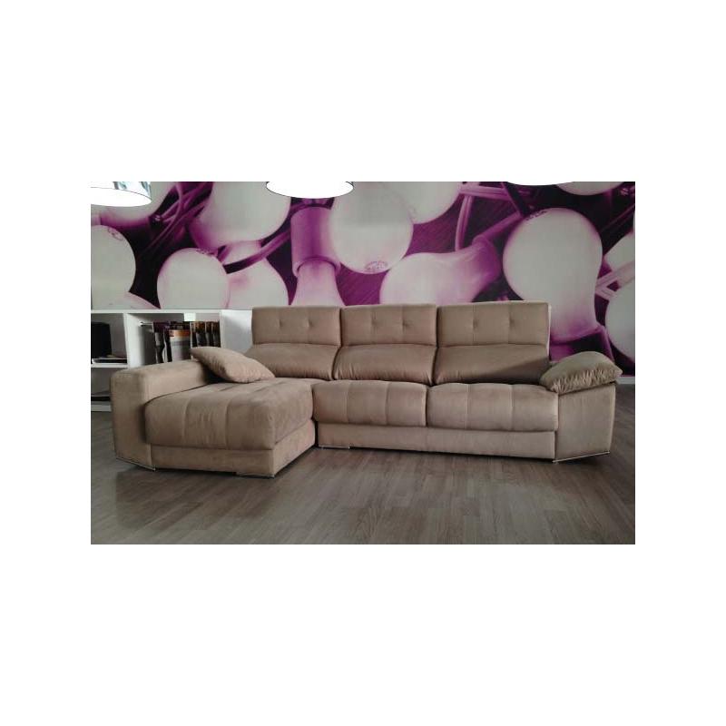 Sofa alba de pedro ortiz al mejor precio for Sofas piel confort precios