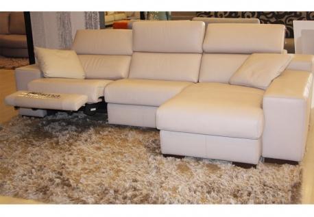 Sofá de Piel Modelo Lotus Fama