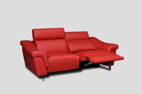 Sofá de piel Bambola