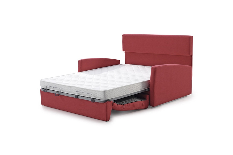 Sofa cama con sistema italiano modelo dana de mopal for Sofa cama estilo italiano