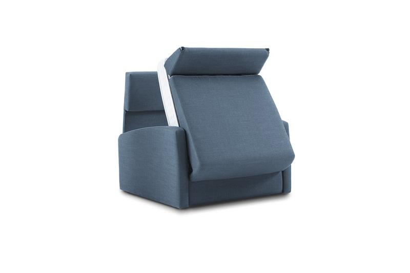 Sillon cama con sistema italiano modelo dana de mopal for Sillon cama valencia