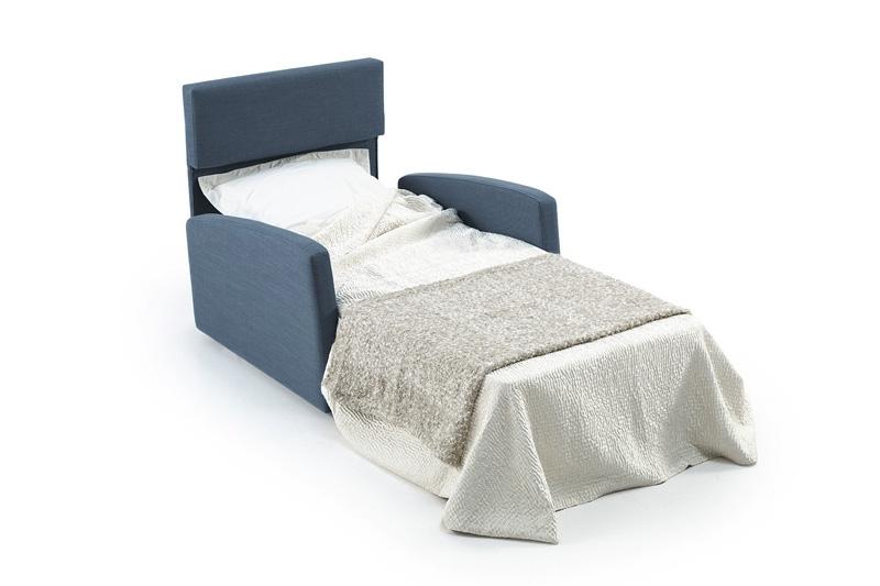 Sillon cama con sistema italiano modelo dana de mopal for Modelos sofas cama