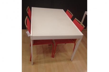 Mesas extensibles de comedor key 4 sillas calligaris - Ofertas mesas de comedor ...
