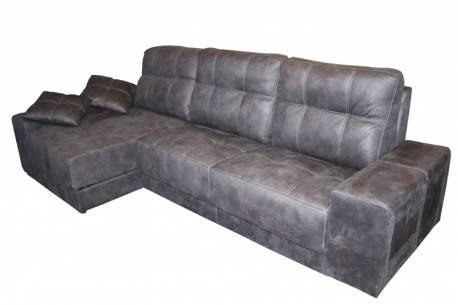 Sofa Chaiselonge con arcón