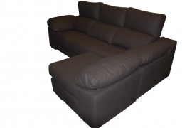 Sofa Chaise longue modelo Laura