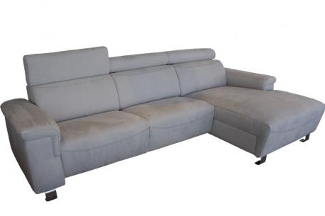 Sofá con Chaislongue modelo Bemus