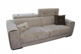 Sofá de 3 plazas modelo Heros