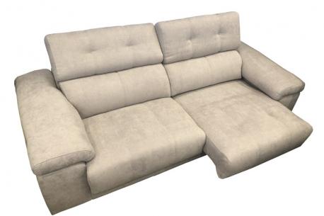 Sofa 3 plazas modelo Leda