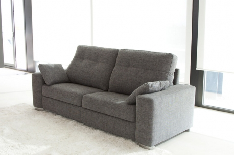 Sofa de Tela Alfred Fama