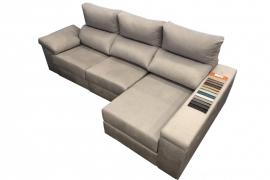 Sofá chaiselongue modelo Miro