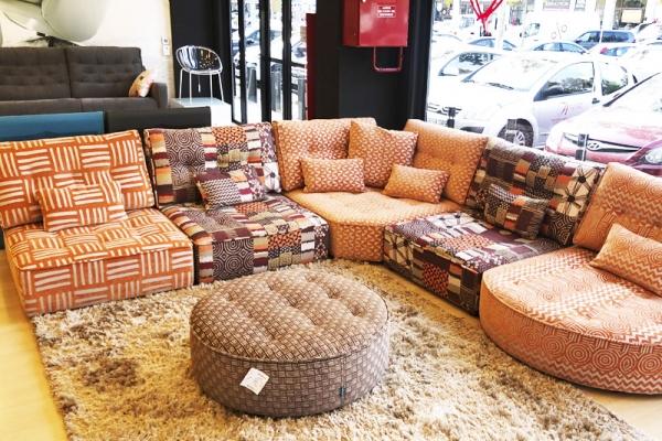 oferta sofa fama arianne love. Black Bedroom Furniture Sets. Home Design Ideas