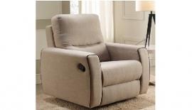 Sofa Relax de Piel o Tela Modelo Gino Pedro Ortiz