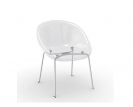 Silla BLOOM de Metal Calligaris