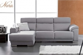 Sofa Chaiselonge Nora Pedro Ortiz