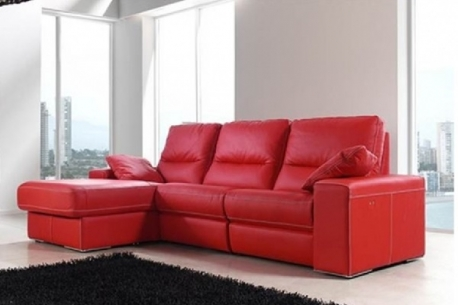 Sofa Chaiselonge Modelo Storil Pedro Ortiz