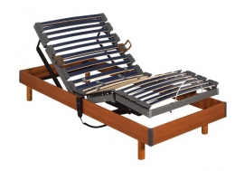 Somier articulado eléctrico madera Pikolin