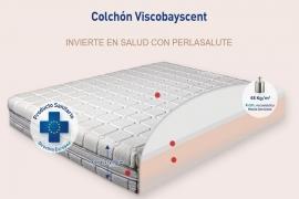 Colchón Viscobayscent Perlasalute