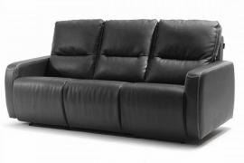 Sofá de Piel Modelo Bruno
