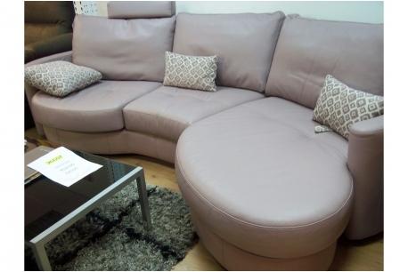 Sofa de Tela Modelo Afrika Fama