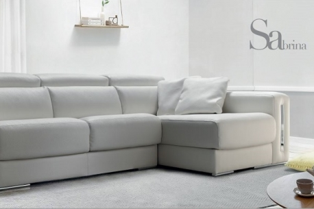 Sofá de Piel Modelo Sabrina Pedro Ortiz