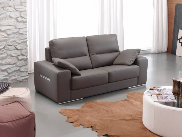 Sof de piel modelo oliver pedro ortiz - Modelos de sofas de piel ...