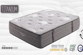 Colchón Titanium de Sabicol