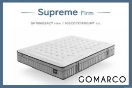 Colchón Supreme de Gomarco