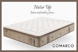 Colchón Natur-up de Gomarco