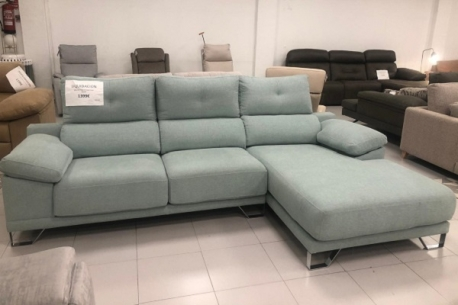 Sofa Chaiselongue Coral