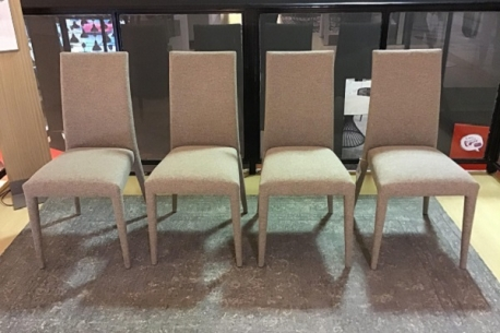 Pack 4 sillas Anaís