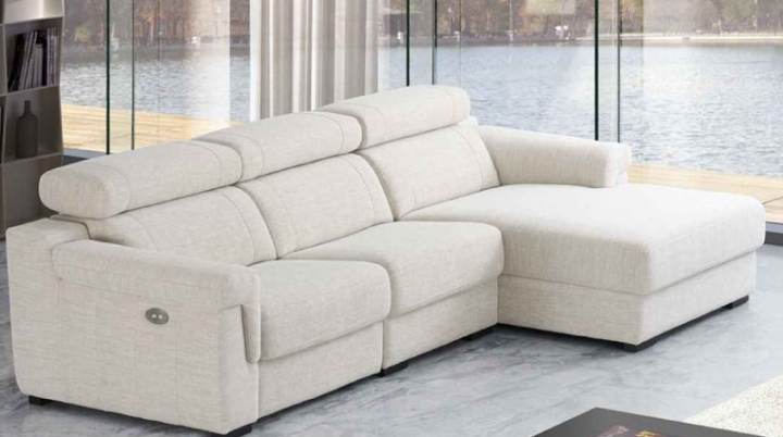 Sofa enzo de piel confort con audio for Sofas piel madrid